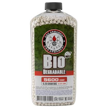G&G .20 Bio BBs Wit