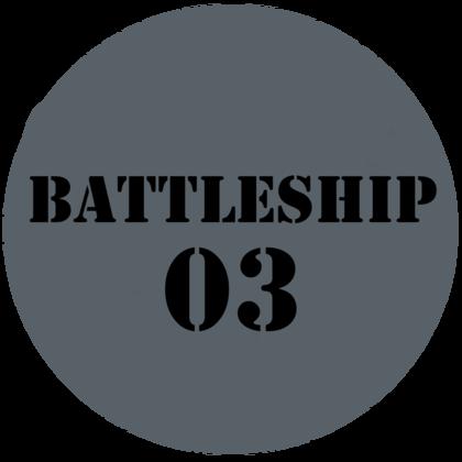 CAMO-PEN battleship