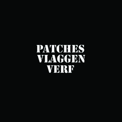 Patches, vlaggen & verf