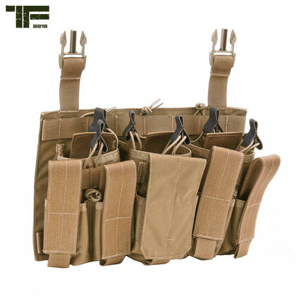 Fast Attach Pouch Coyote