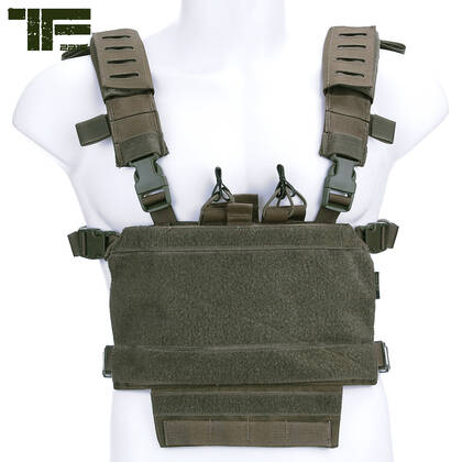 Task Force 2215® Modulair Rig Ranger Green