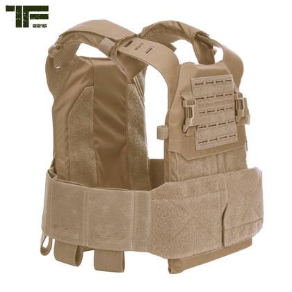 De Task Force Modular Place Carriers Coyote is speciaal ontworpen om volledig naar eigen wens aan te passen.