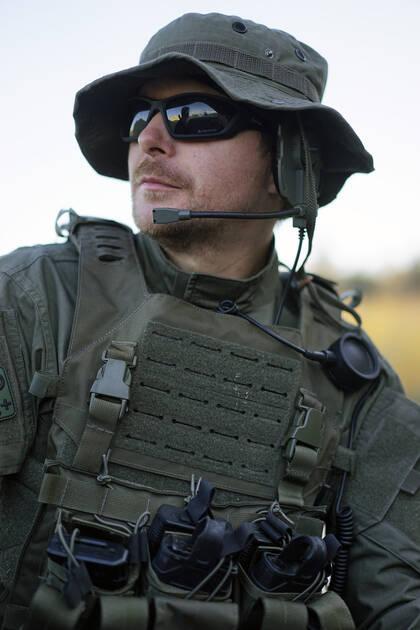 De Task Force Modular Place Carriers Ranger Green is speciaal ontworpen om volledig naar eigen wens aan te passen.