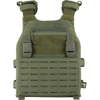 De Viper VX Buckle Up Carrier Gen2 Groen is een modulair vest dat is ontworpen om een verscheidenheid aan VX-systemen en MOLLE-compatibele accessoires te dragen.