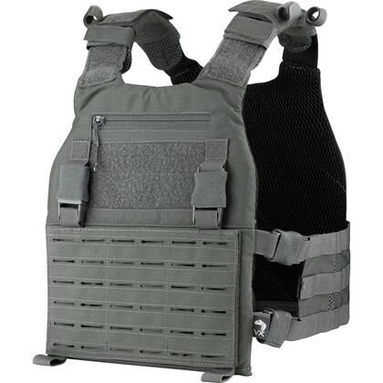 De Viper VX Buckle Up Carrier Gen2 Titanium is een modulair vest dat is ontworpen om een verscheidenheid aan VX-systemen en MOLLE-compatibele accessoires te dragen.