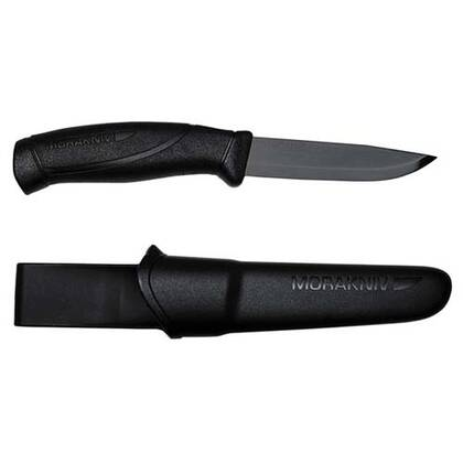 De Morakniv Companion BlackBlade is één van de meest populaire modellen van Morakniv.