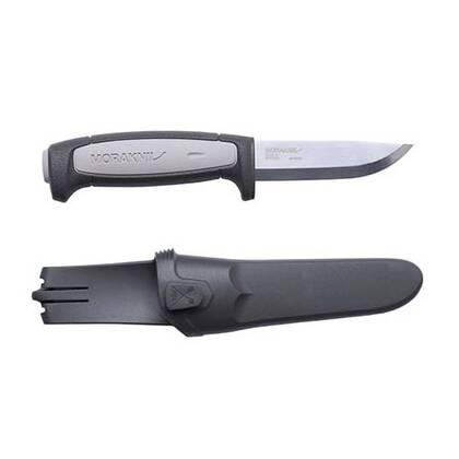 Morakniv Robust is voor diverse doeleinden geschikt. Rubber handvat voor een stevige grip. Carbon staal lemmet. Voorzien van een ergonimische handgreep.