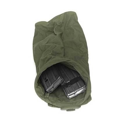 Slimline Foldable Dump Pouch OD (W-EO-SLFD-OD)