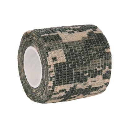 Camo Tape ACU en Urban. Perfect om bijvoorbeeld een replica mee te camoufleren.
