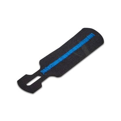 De Tacpull Thin Blue Line is een eenvoudig te monteren accessoires voor bijna elke rits.
