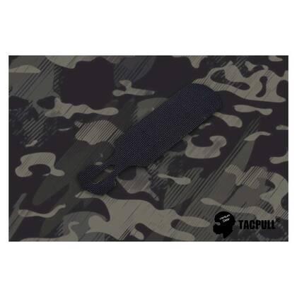 De Tacpull Zwart is een eenvoudig te monteren accessoires voor bijna elke rits.