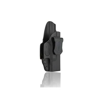 De Cytac Inside Waistband Holster Glock is geschikt voor de Glock 26, 27, 33 (Gen 1,2,3,4).