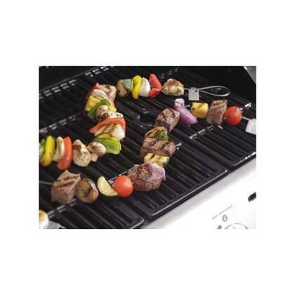 Firewire Flexibele Grill Spies is een flexibele barbeque vleespen.