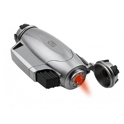 De True Utility FireWire TurboJet Lighter is een windbestendige aansteker welke werkt op gas en navulbaar is.