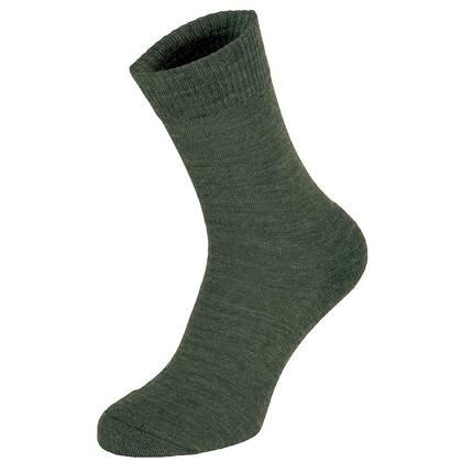 De merino sokken groen zijn een genot voor de voeten. Door de platte teennaad is er veel minder irritatie bij lang dragen. De zachte zool heeft een dempende werking. Door de ademende en anti bactiriele eigenschappen zijn zweetvoeten een veel kleiner probleem.