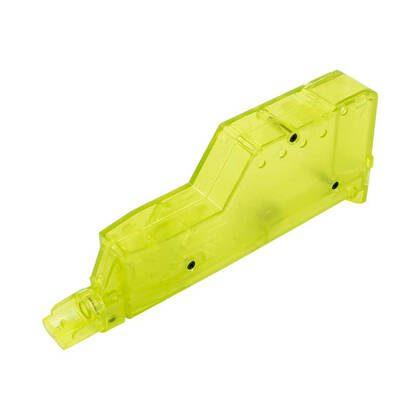 andig en praktisch, deze 155 BB Speedloader Groen past met gemak in een pouch of zak.