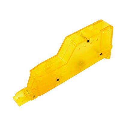 andig en praktisch, deze 155 BB Speedloader Geel past met gemak in een pouch of zak.