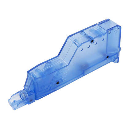andig en praktisch, deze 155 BB Speedloader Blauw past met gemak in een pouch of zak.