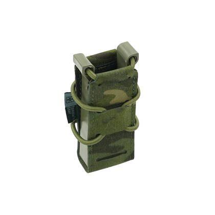 Fast pistol magazine pouch FMPDS is ontworpen om een pistoolmagazijn met twee rijen te dragen.